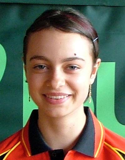 Dagmar Blašková/foto by Česká asociace stolního tenisu