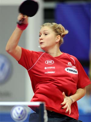 Daniela Dodean/foto by Monthly World Table Tennis