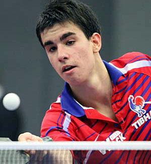 Tristan Flore / foto by ITTF