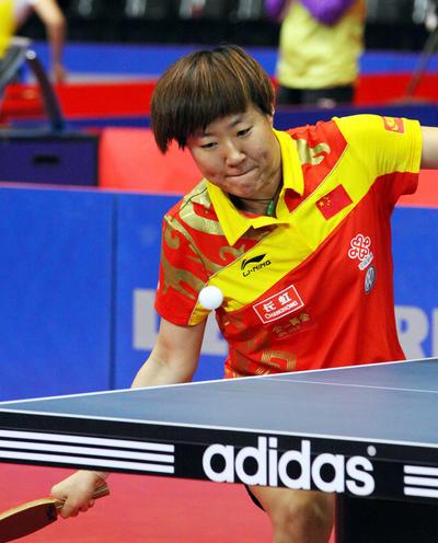 Guo Yan / foto by František Zálewský