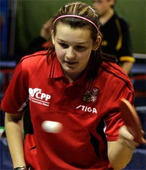 Kateřina Tomanovská/foto by Richard Kalocsai ITTF
