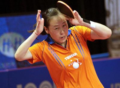 Li Jiao / foto by František Zálewský