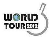 Logo ITTF World Tour 2012 / coby by ITTF