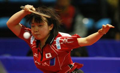 Misaki Morizono/foto by Remy Gros ITTF