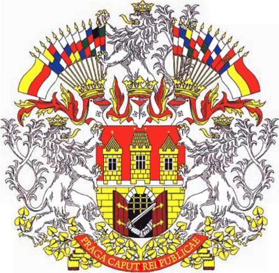 Praha - znak