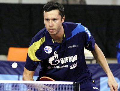 Vladimir Samsonov / foto František Zálewský