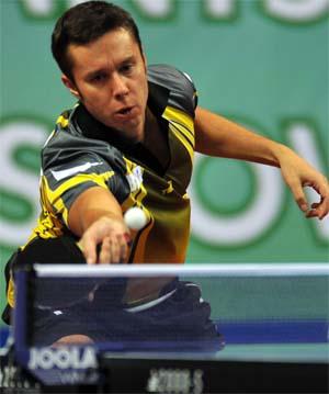 Vladimir Samsonov/foto by Alex Lomaev ITTF