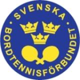 logo Švédské asociace stol.tenisu / copy by ETTU