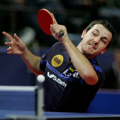 Timo Boll/foto by Butterfly