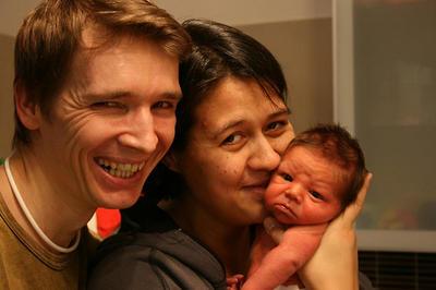 Werner Schlager a rodina/foto by Flickr