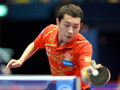 Xu Xin / foto by ITTF
