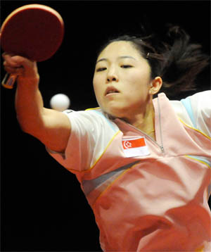 Yu Meng Yu/foto by Ian Watson